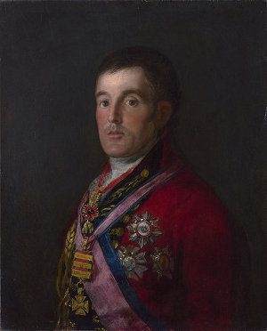 http://commons.wikimedia.org/wiki/File:Duke_of_Wellington_2.jpg