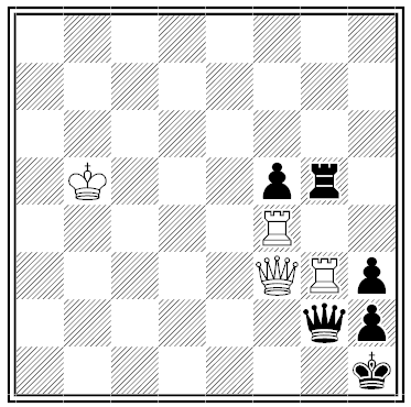 loyd chess puzzle