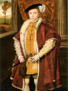 http://commons.wikimedia.org/wiki/File:Edward_VI_of_England_c._1546.jpg