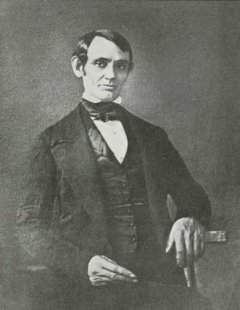 http://commons.wikimedia.org/wiki/File:Captain_Abraham_Lincoln1.jpg