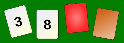 http://commons.wikimedia.org/wiki/File:Wason_selection_task_cards.svg