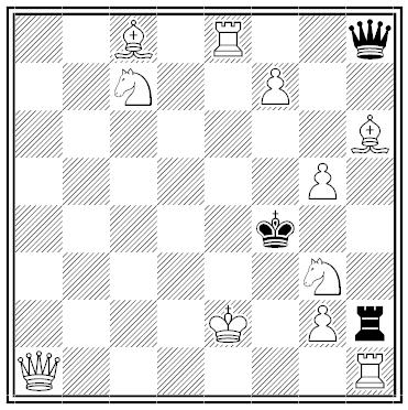 sudden death chess problem