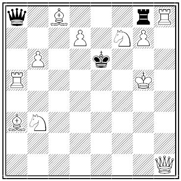 sudden death chess problem solution