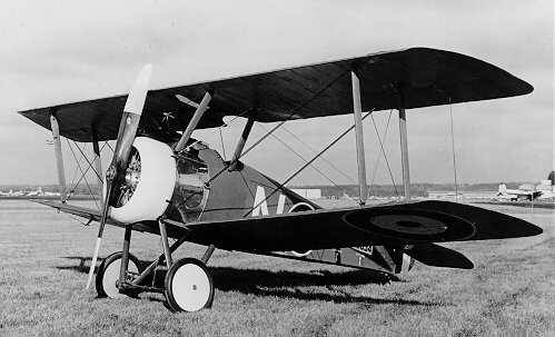 http://commons.wikimedia.org/wiki/File:Sopwith_F-1_Camel.jpg
