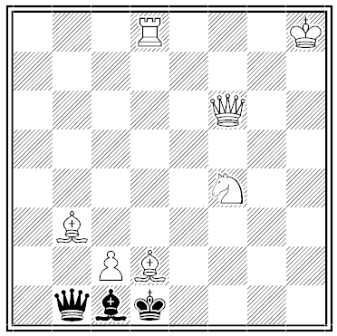 white good companions chess problem