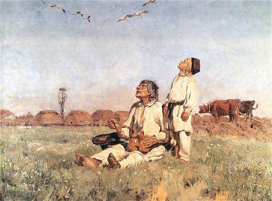 http://commons.wikimedia.org/wiki/File:ChelmonskiJozef.1900.Bociany.jpg