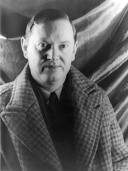 http://commons.wikimedia.org/wiki/File:Evelynwaugh.jpeg
