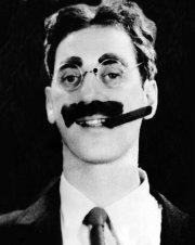 http://commons.wikimedia.org/wiki/File:Groucho_Marx.jpg