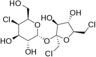 http://commons.wikimedia.org/wiki/File:Sucralose2.svg