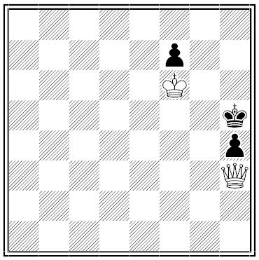 harley-watney chess problem