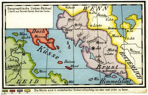 heine lieder map