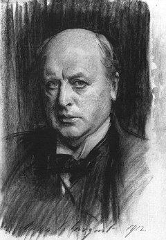 http://commons.wikimedia.org/wiki/File:Portrait_of_Henry_James_1913.jpg