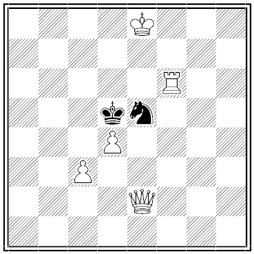 andrade chess problem