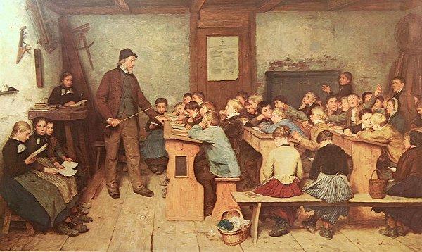 http://commons.wikimedia.org/wiki/File:Anker_Die_Dorfschule_von_1848_1896.jpg