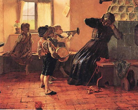 http://commons.wikimedia.org/wiki/File:George_Iakovidis_-_Children%27s_Concert.JPG