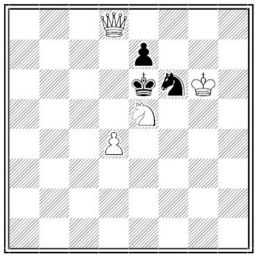 van beek chess problem
