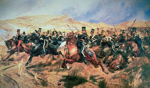 http://commons.wikimedia.org/wiki/File:Charge_of_the_Light_Brigade.jpg