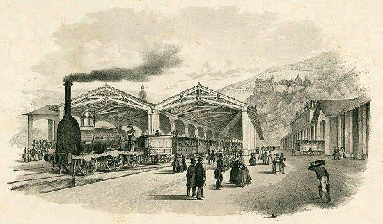 http://commons.wikimedia.org/wiki/File:H_Walter_Kopfbahnhof_Heidelberg.jpg