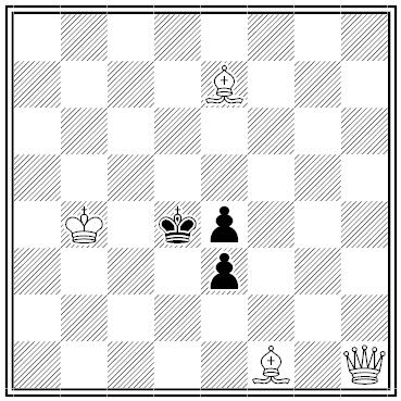 crane chess problem