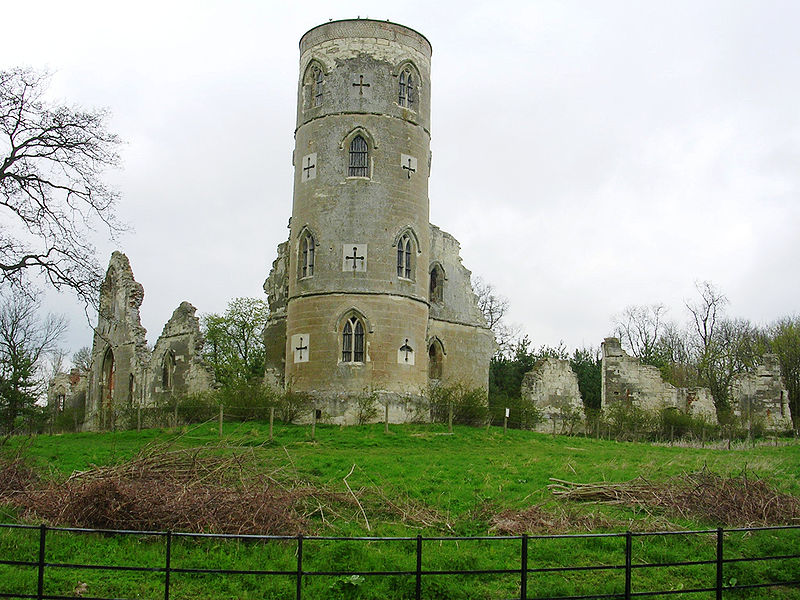 http://commons.wikimedia.org/wiki/File:Wimpole_folly.JPG