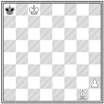 smullyan sherlock holmes chess problem 1