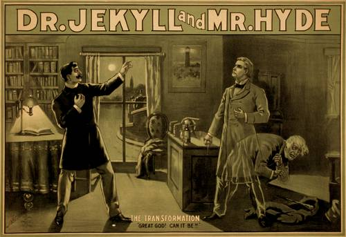 http://commons.wikimedia.org/wiki/File:Dr_Jekyll_and_Mr_Hyde_poster.png