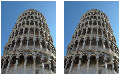 http://commons.wikimedia.org/wiki/File:Pisa.tower04.jpg
