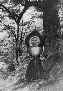 http://en.wikipedia.org/wiki/Flatwoods_monster