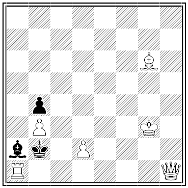 brown chess problem