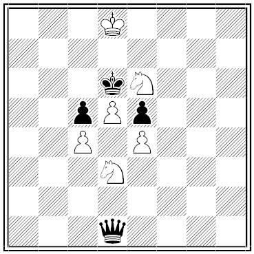 de boer chess problem