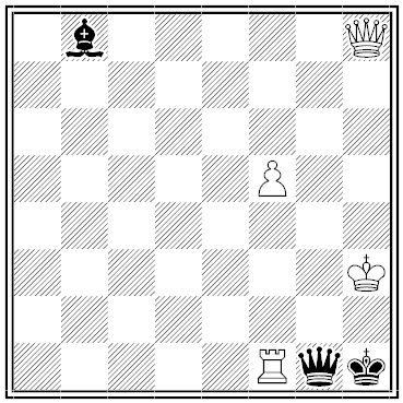 wheeler chess problem
