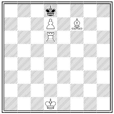 kling chess problem