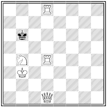 andrews chess problem