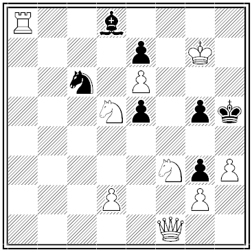 johnson chess problem