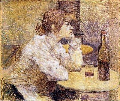 http://commons.wikimedia.org/wiki/File:Portrait_de_Suzanne_Valadon_par_Henri_de_Toulouse-Lautrec.jpg