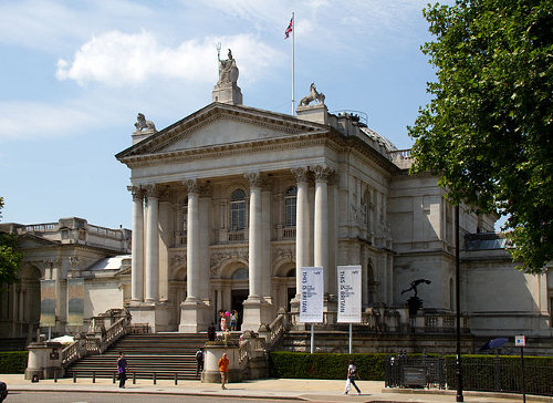 http://commons.wikimedia.org/wiki/File:Tate_Britain_(5822081512)_(2).jpg