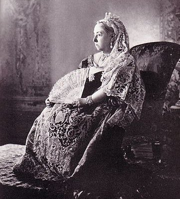 http://commons.wikimedia.org/wiki/File:Queen_Victoria_60._crownjubilee.jpg