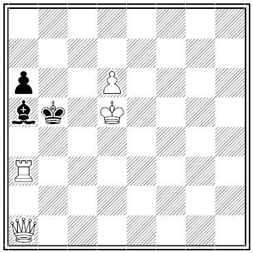 ramsey chess problem