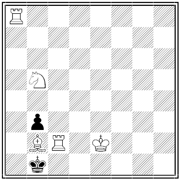 charlick chess problem