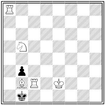 charlick chess problem