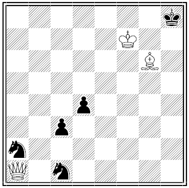 markx chess problem