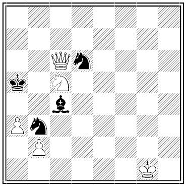 deutsche schachzeitung chess problem