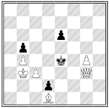 challenger chess problem