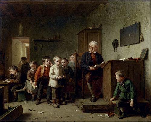 http://commons.wikimedia.org/wiki/File:Theodore_Bernard_de_Heuvel_The_classroom_1872.jpg