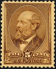 https://commons.wikimedia.org/wiki/File:James_Garfield2_1882_Issue-5c.jpg