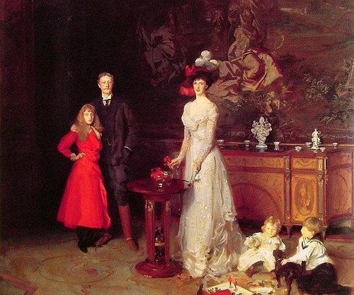 http://commons.wikimedia.org/wiki/File:Sargent_-_Familie_Sitwell.jpg