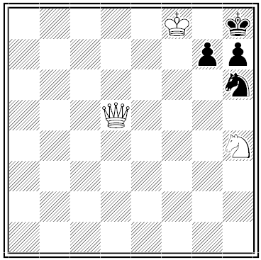 wiehe chess problem