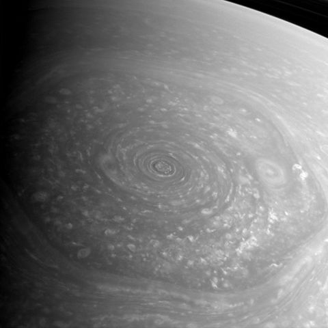 http://commons.wikimedia.org/wiki/File:Saturn_north_polar_hexagon_2012-11-27.jpg