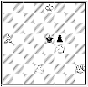 st. maurice chess problem