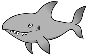 http://commons.wikimedia.org/wiki/File:Sharky.svg